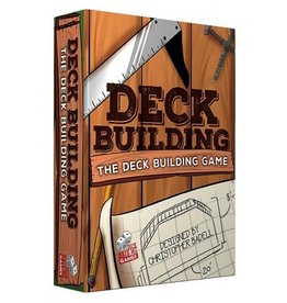 Dice Hate Me Games Deck Building: The Deck Building Game