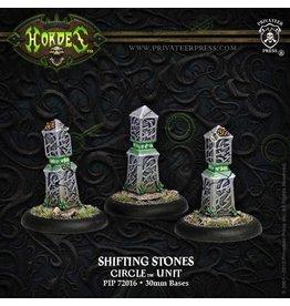 Warmachine Hordes\ PIP72016 Circle: Shifting Stones