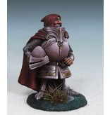 Dark Sword Miniatures DM John Tallfellow, Halfling Warrior