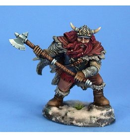 Dark Sword Miniatures VIF Male Dwarf Fighter