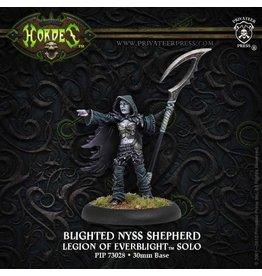 Warmachine Hordes\ PIP73028 Legion: Blighted Nyss Shepherd