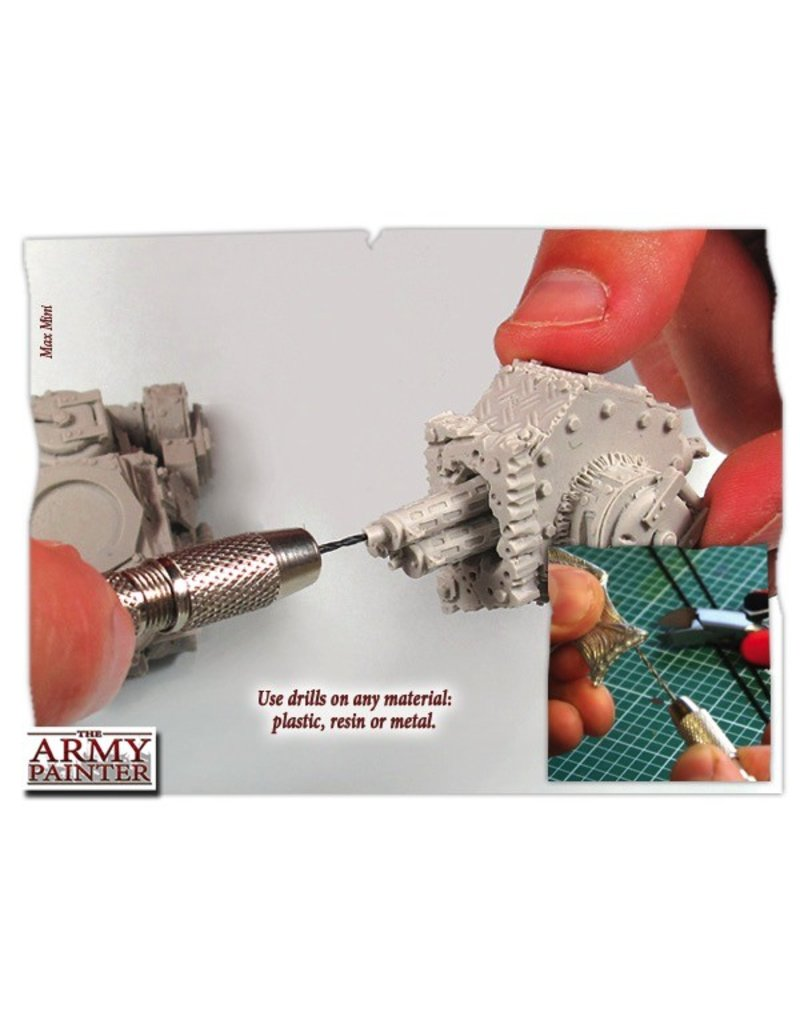 Army Painter TL5001 Miniature & Model Drill