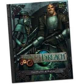 Wyrd miniatures WYR30102 Through the Breach RPG: The Fated Almanac