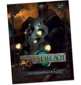 Wyrd miniatures WYR30403 Through the Breach RPG: Fate Master's Kit