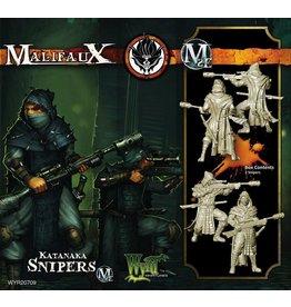 Wyrd miniatures WYR20709 Ten Thunders: Katanaka Sniper (2)
