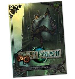 Wyrd miniatures WYR30104 Through the Breach RPG: Into the Steam