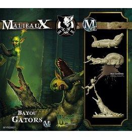 Wyrd miniatures WYR20627 Gremlins: Bayou Gators (3)