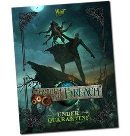 Wyrd miniatures WYR30105 Through the Breach RPG: Under Quarantine