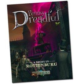 Wyrd miniatures WYR30203 Through the Breach RPG: A Night in Rottenburg