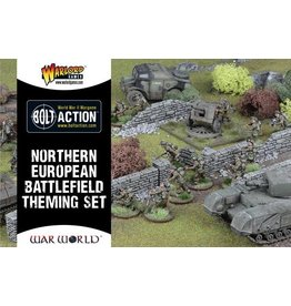 Warlord Games Northern European Battlefield Theme Set