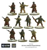 Bolt Action BA American Army: US Army Veterans Squad (Winter)