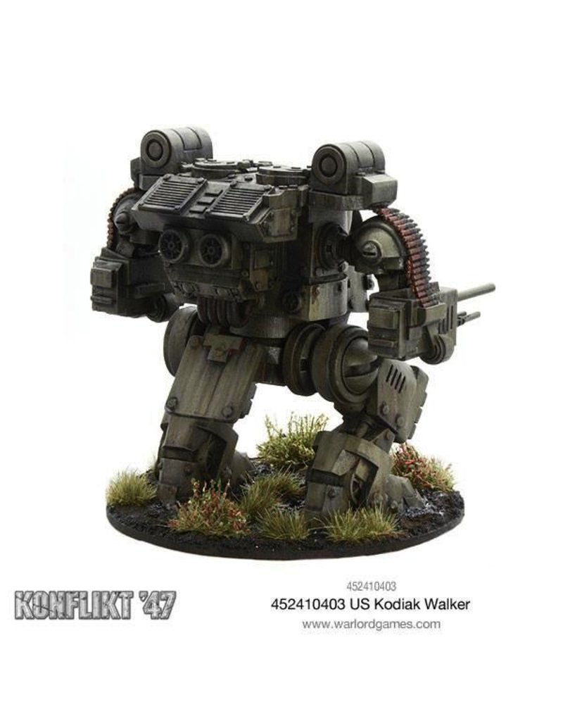 Bolt Action US Kodiak Walker