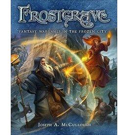 Osprey Frostgrave: Fantasy Wargames (Hardcover)