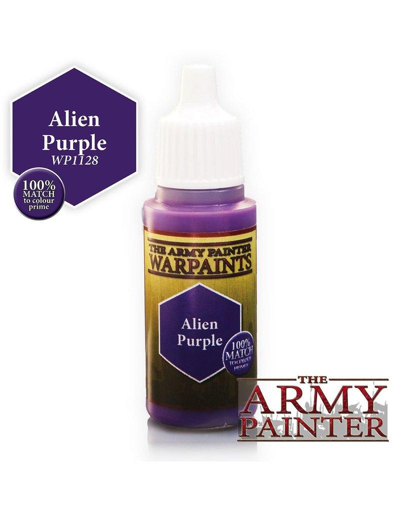Army Painter WP1128 Army Painter: Warpaints Alien Purple 18ml