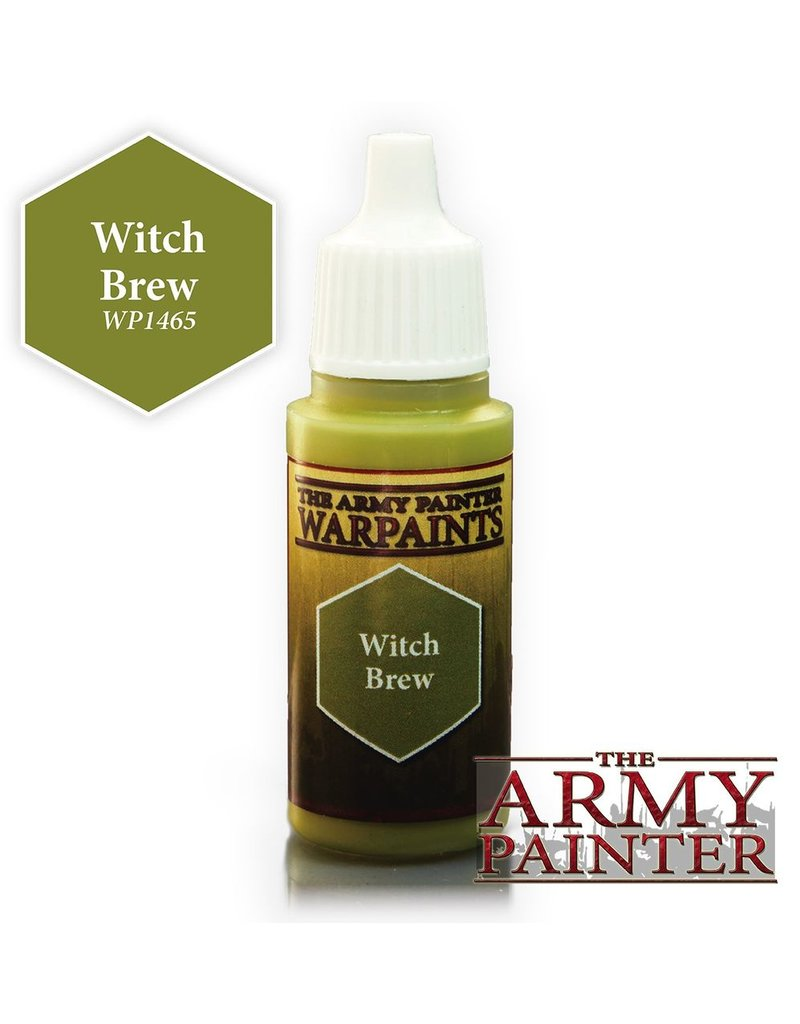 Army Painter WP1465 Army Painter: Warpaints Witch Brew 18ml