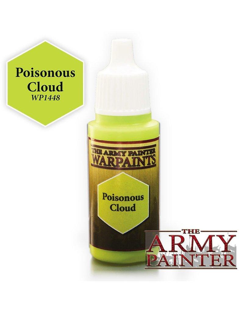 Army Painter WP1448 Army Painter: Warpaints Poisonous Cloud 18ml