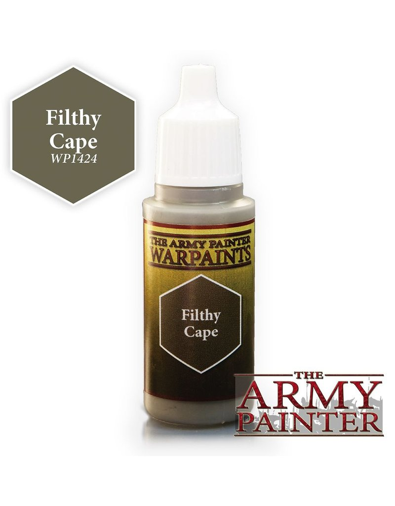 Army Painter WP1424 Army Painter: Warpaints Filthy Cape 18ml