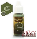 Army Painter WP1110 Army Painter Warpaints Army Green 18ml