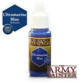 Army Painter WP1115 Army Painter: Warpaints Ultramarine Blue 18ml
