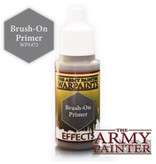 Army Painter WP1472 Army Painter: Warpaints Brush-On Primer 18ml