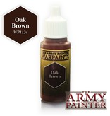 Army Painter WP1124 Army Painter: Warpaints Oak Brown 18ml