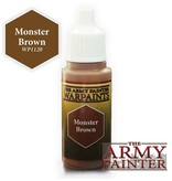 Army Painter WP1120 Army Painter: Warpaints Monster Brown 18ml