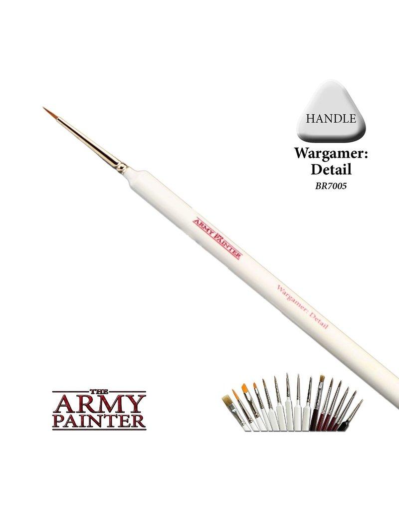 Army Painter BR7005 Wargamer Brush Detail