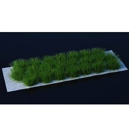 Great Escape Games Miniature Basing/Flock: Strong Green Tufts XL