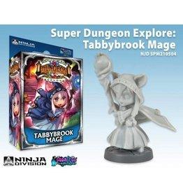 Soda Pop Miniatures Super Dungeon Explore: Tabbybrook Mage