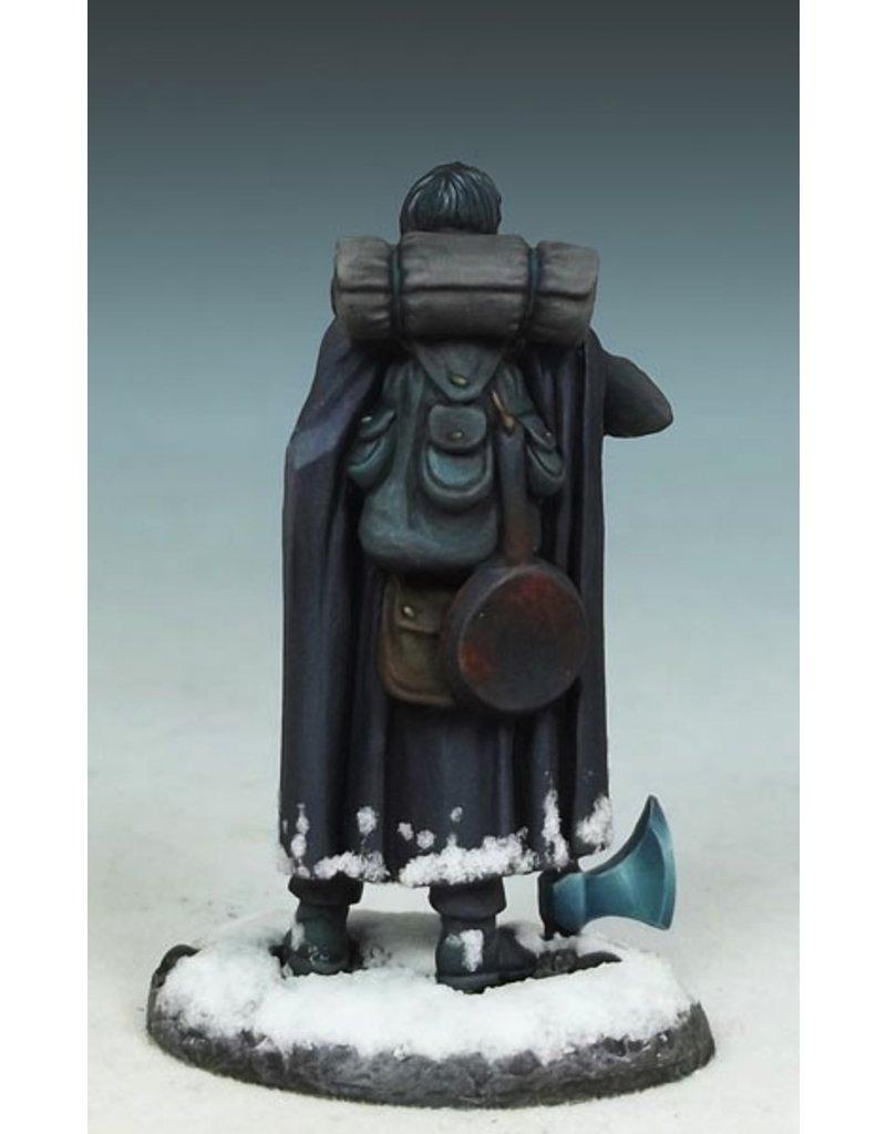 Dark Sword Miniatures GoT Tre of the Nights Watch (Tribute Sculpt)