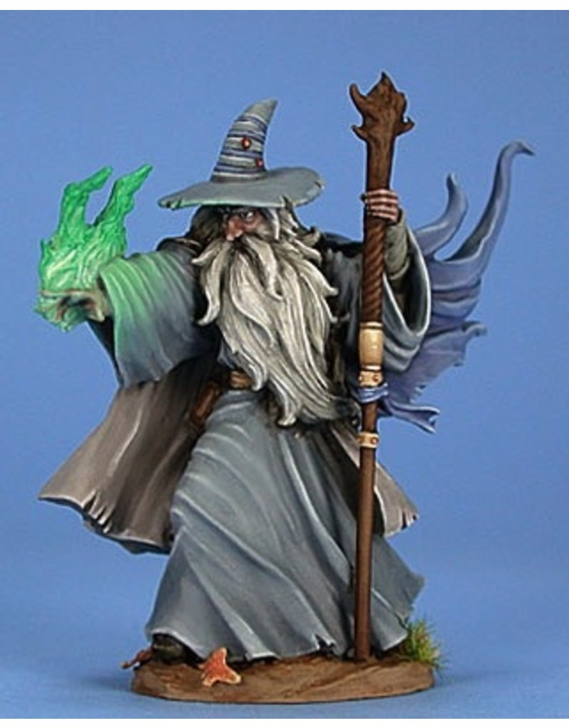 Dark Sword Miniatures EM Ancient Male Mage