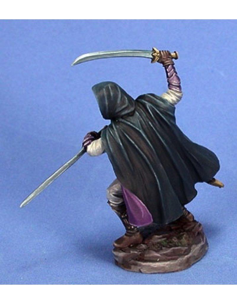 Dark Sword Miniatures VIF Male Dark Elf Warrior