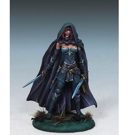 Dark Sword Miniatures VIF Female Assassin 2