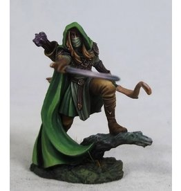 Dark Sword Miniatures VIF Male Elven Ranger with Bow