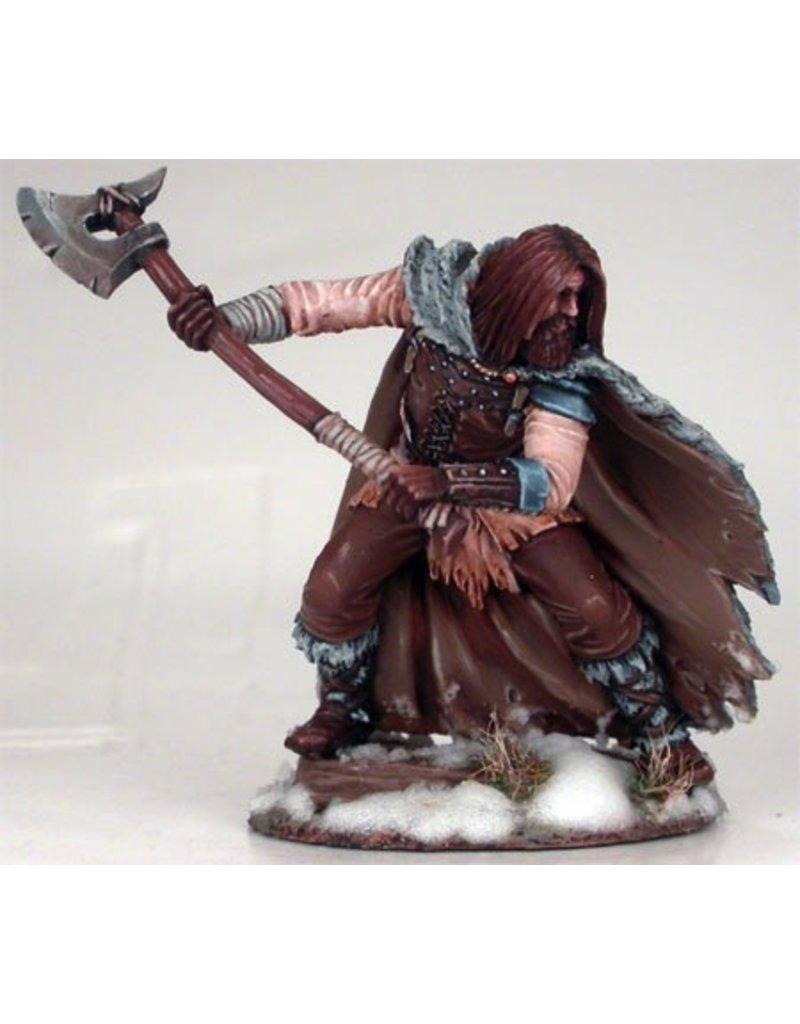 Dark Sword Miniatures GoT Wildling Warrior with Great Axe
