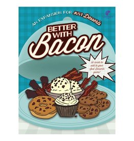 Looney Labs Just Desserts: Better with Bacon