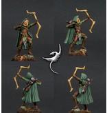 Dark Sword Miniatures VIF Male Wood Elf Archer