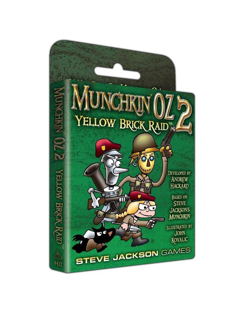 Steve Jackson Games Munchkin OZ 2 - Yellow Brick Raid