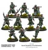 Bolt Action Daughters of the Motherland