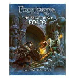 Osprey Frostgrave: The Frostgrave Folio