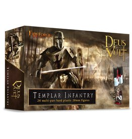 FireForge Miniatures Fireforge Games: Templar Infantry (24)