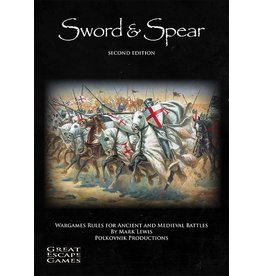Great Escape Games DIRECT Sword & Spear 2nd Edition