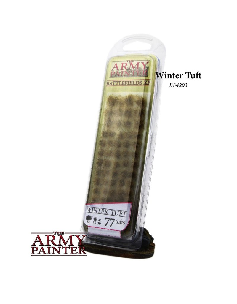 Army Painter BF4203 Battlefields XP - Winter Tuft