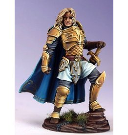 Dark Sword Miniatures VIF Male Warrior with Bastard Sword