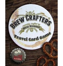 Dice Hate Me Games Brewcrafters: The Travel Card Game