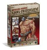 CoolMiniOrNot Zombicide: Carl Critchlow Special Guest Artist Survivor Miniatures