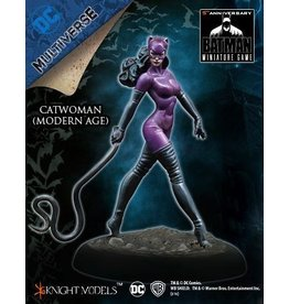 Knight Models Knight Models BATMAN/DC Multiverse (35mm): Catwoman