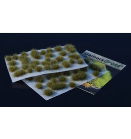 Great Escape Games Miniature Basing/Flock: Mixed Green 6mm Tufts