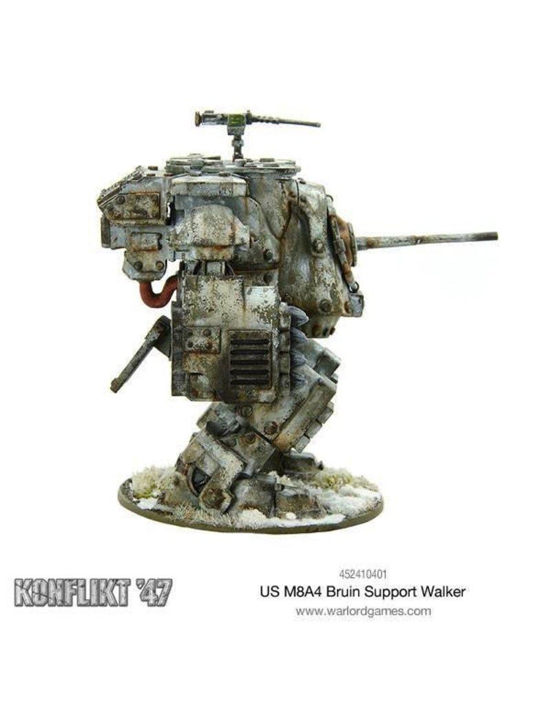 Bolt Action US Bruin Assault Walker