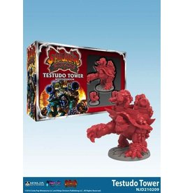 Soda Pop Miniatures Super Dungeon Explore: Tetsudo Tower Boss Expansion